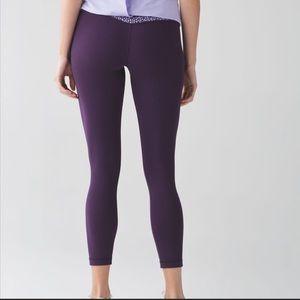 """Lulu Lemon Align 25"""" leggings"""